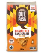 Que Pasa Grain Free Nacho Tortilla Chips