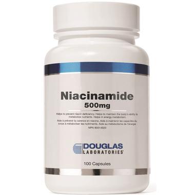 Douglas Laboratories Niacinamide 500 mg