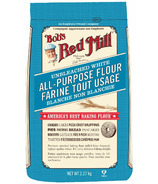 Farine blanche tout usage non blanchie Bob's Red Mill
