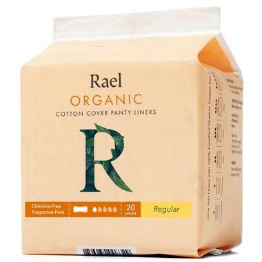 Rael Organic Regular Liner