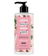 Love Beauty and Planet Murumuru Butter & Rose Oil Body Lotion