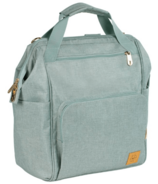 Lassig Glam Goldie Diaper Backpack Mint