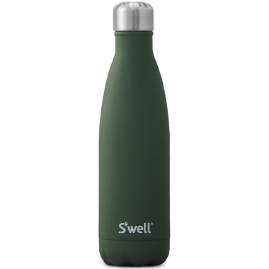 S\'well Stone Collection Stainless Steel Water Bottle Green Jasper