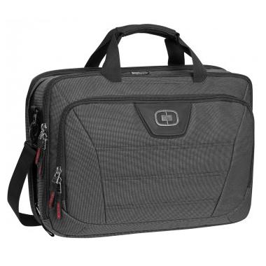OGIO Top Zip Laptop Bag in Black Pindot