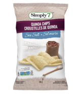 Simply 7 Quinoa Chips Sea Salt