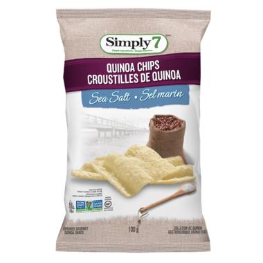 Simply 7 Quinoa Chips Sea Salt