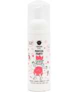 nailmatic Mousse Party Hair & Body Foam Wash Strawberry