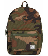 Herschel Supply Heritage Backpack Youth XL Woodland Camo