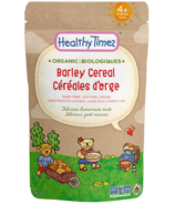Healthy Times Organic Barley Baby Cereal