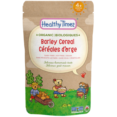 Healthy Times Organic Barley Baby Cereal