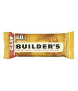 Clif Builder's Chocolate Peanut Butter Protein Bars