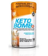 BPI Sports Keto Bomb Pumpkin Spice