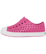 Native Jefferson Junior Hollywood Pink & Shell White