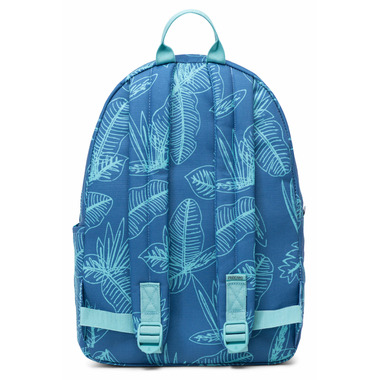 Parkland Bayside Backpack Jungle Leaves Horizon