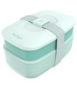 Bentgo Classic 2-Tier Lunch Container Coastal Aqua