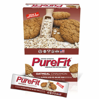 PureFit Premium Nutrition Bar Case of 15