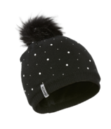 Kombi Flashy Junior Hat Black