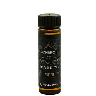 Vonbros Beard Oil Istanbul