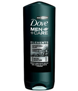 Dove Men+Care Charcoal and Clay Body Wash