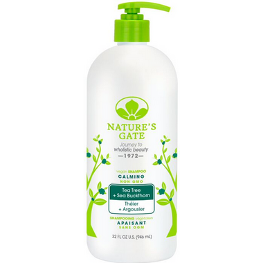 Nature\'s Gate Tea Tree Calming Shampoo