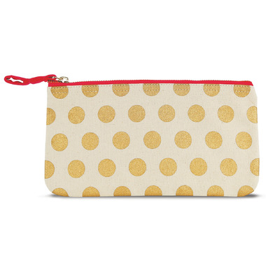Graphique de France Small Zip Pouch