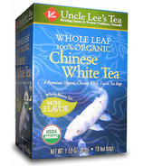 Uncle Lee's Whole Leaf Organic White Tea