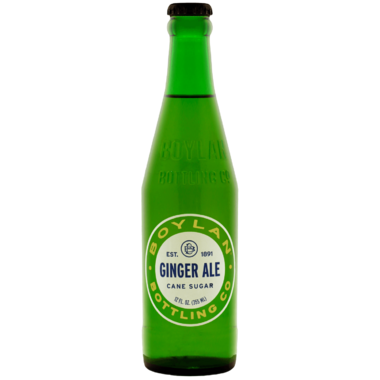 Boylan Bottling Craft Soda Ginger Ale