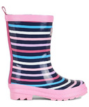 Hatley Colourful Stripes Rain Boots