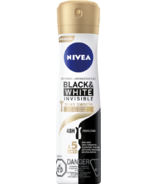 NIVEA Black & White Invisible 48 Hour Protection Silky Smooth Dry Spray