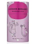 meow meow tweet Deodorant Stick Lavender Bergamot