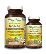 MegaFood Men's One Daily Multi-Vitamin Bonus Pack