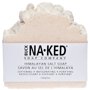 Buck Naked Soap Company Himalayan Salt Soap