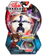 Bakugan Ultra Darkus Serpenteze Collectible Action Figure and Trading Card