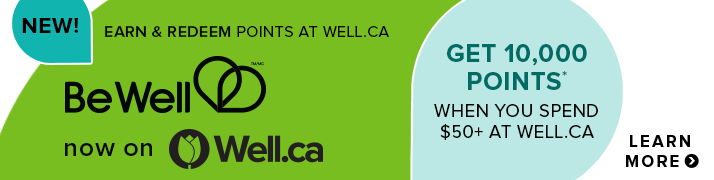 BeWell now on Well.ca