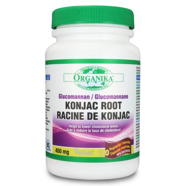 Organika Glucomannan Konjac Root