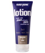 Everyone Lotion Tube Lavender & Aloe