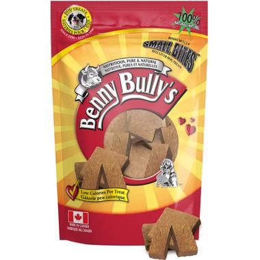 Benny Bully\'s Small Bites Liver Chops Dog Treats