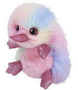 Ty Beanie Boo's Petunia the Pastel Platypus Regular