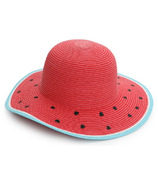 FlapJackKids Kids Straw Hat Watermelon