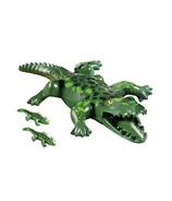 Playmobil Family Fun alligator avec bébés