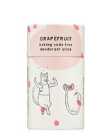 meow meow tweet Baking Soda Free Deodorant Stick Grapefruit Mini