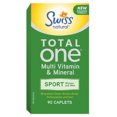 Swiss Natural Total One Multi Vitamin & Mineral Sport