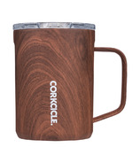 Corkcicle Coffee Mug Walnut