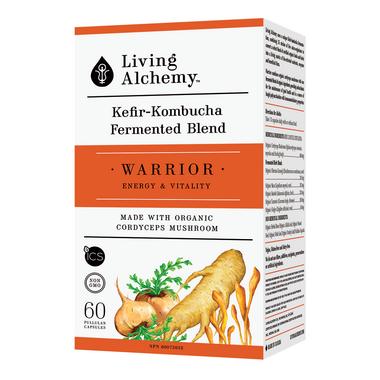 Living Alchemy Warrior