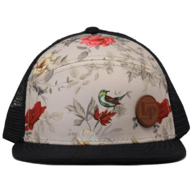 L&P Apparel Snapback Trucker Hat Ohama