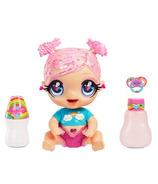Glitter Babyz Doll Pink Rainbow