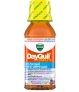 Vicks DayQuil Complete Cold & Flu Liquid
