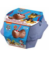 Paw Patrol Chocolate Egg Carton