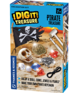 Thames & Kosmos I Dig It! Treasure Pirate Treasure