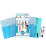Fashion Plates Sports Expansion Set